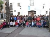 Los cofrades de San Pedro del Pinatar celebran una jornada de hermandad