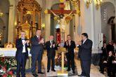 Histórica clausura del centenario del Cristo de los Mineros