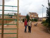 Parques y Jardines incorpora un circuito deportivo al parque de El Mirador