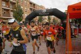Impresionante carrera de montaña 'Ciudad de La Unión' organizada por el Club Roller Masters Trail