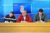 El Ayuntamiento de Molina de Segura y la Asociación de Comercios y Profesionales COM-PRO firman un convenio