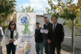 El Ayuntamiento de Alguazas y FECOAM sensibilizan a los jóvenes sobre la importancia de la agricultura ecológica