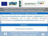 Mañana se celebrará en el Centro Social Olímpico-Las Peras una charla
