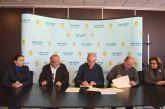 El Ayuntamiento entrega 40.000 euros a Cáritas de San Javier y Santiago de la Ribera