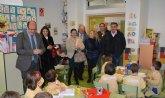 Educación dota de un nuevo aulario al CEIP Santo Cristo del Consuelo y de un pabellón deportivo al CEIP Gerónimo Belda de Cieza