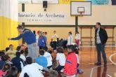 Los alumnos del Tercer Ciclo de Primaria de los colegios archeneros han clausurado hoy el Mes de la Salud