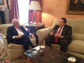 El Ministro de Asuntos Exteriores respalda la internacionalización del Cante de las Minas