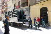 El tipo de salida de las sillas de Semana Santa será de 62 mil euros