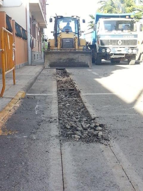 UPyD le pide al Ayuntamiento que informe mejor a los vecinos de las obras en la red de agua potable - 2, Foto 2