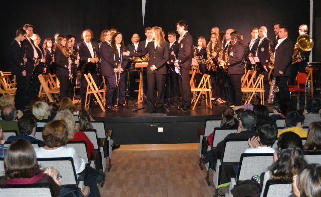 La Unión Musical San Pedro del Pinatar celebra Santa Cecilia con un concierto en la Casa de la Cultura - 1, Foto 1