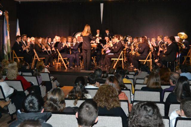 La Unión Musical San Pedro del Pinatar celebra Santa Cecilia con un concierto en la Casa de la Cultura - 2, Foto 2