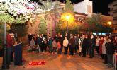 Puerto Lumbreras conmemora el Día Internacional contra la violencia de género con una Marcha Solidaria
