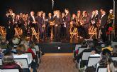 La Unión Musical San Pedro del Pinatar celebra Santa Cecilia con un concierto en la Casa de la Cultura