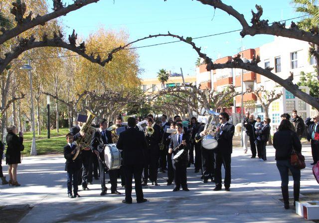 La Banda Municipal de Música de Puerto Lumbreras celebra la Festividad de Santa Cecilia 2013 con un pasacalles - 2, Foto 2