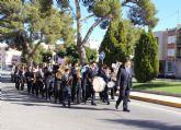 La Banda Municipal de Música de Puerto Lumbreras celebra la Festividad de Santa Cecilia 2013 con un pasacalles