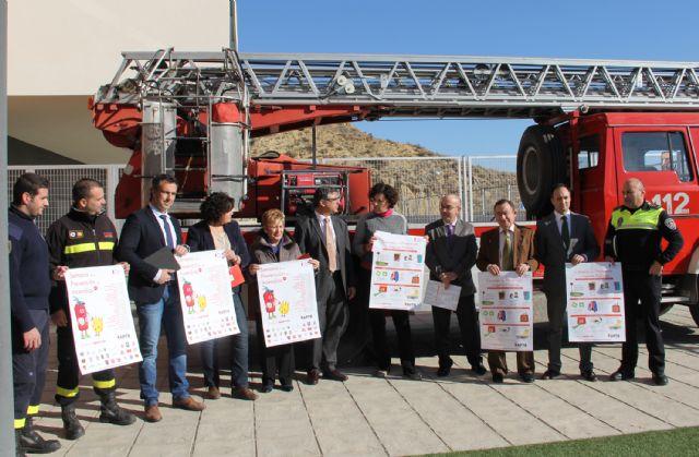 La VIII edición de la Semana de la Prevención de Incendios llega hasta Puerto Lumbreras - 2, Foto 2