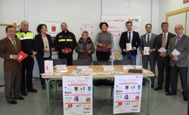 La VIII edición de la Semana de la Prevención de Incendios llega hasta Puerto Lumbreras - 3, Foto 3