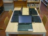 Se amplía el número de ordenadores en la biblioteca municipal del Centro Sociocultural 'La Cárcel' para el uso gratuito del público