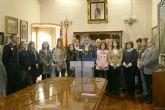 Manifiesto institucional. 25 de noviembre de 2013 . Ayuntamiento de Yecla