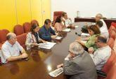 La Comisión de Hacienda estudia el proyecto de presupuestos municipales para 2014