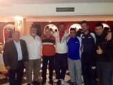 Las playas de Mazarr�n deciden el equipo español de pesca mar-costa que competir� en el campeonato del mundo