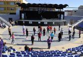 Las Torres de Cotillas se alza un año más contra la violencia de género