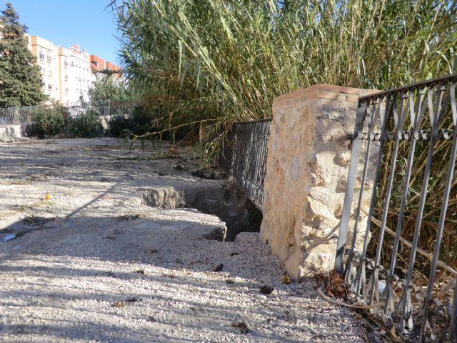 IU-Verdes presenta una iniciativa para acondicionar una zona de ocio en el Paseo de Ronda, junto al Puente del Argaz - 3, Foto 3