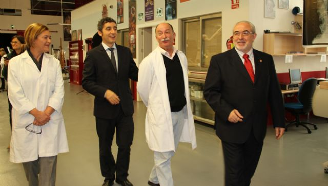 La UCAM creará la Escuela Española de Arte y Restauración - 1, Foto 1