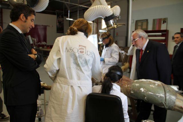 La UCAM creará la Escuela Española de Arte y Restauración - 2, Foto 2