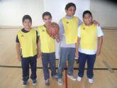 La concejalía de Deportes pone en marcha la fase local de baloncesto alevín de Deporte Escolar