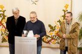 El canario Pedro Flores gana el XXVII Premio de Poesía Antonio Oliver Belmás