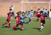 C.D. Santiago, UCAM Ciudad Jardín, Vistalegre F.C. y el C.D. La Unión B, dueños de la categoría pre-benjamín A