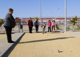 El Centro de Día de las Personas Mayores torreño se acerca a los escolares del municipio