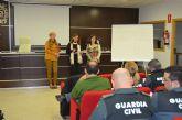 Policía Local y Guardia Civil de la comarca participan en una jornada formativa sobre violencia de género