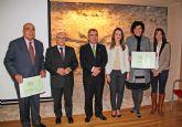 Puerto Lumbreras recibe el galardón a la ecoeficiencia en los Premios de Desarrollo Sostenible de la Región de Murcia 2013