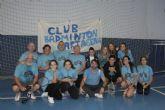 El Club Bádminton Cartagena arranca la temporada con excelentes resultados