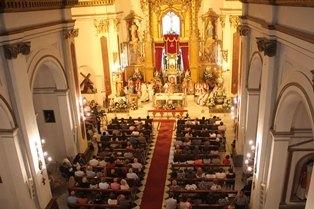 Jornadas sobre la historia de la parroquia de Santiago Apóstol de Pliego - 1, Foto 1