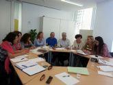 Los psicólogos de los centros regionales de Servicios Sociales se reúnen en Las Torres de Cotillas