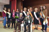 Julia María Luis Chinistra de 89 años y Tomás Ortiz de 88 elegidos Abuelos Mayores del Baile