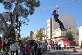 Clausurada la VIII edición de la Semana de la Prevención de Incendios en Puerto Lumbreras