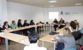 12 caravaqueñas participan en el 'Circuito Emprendedora' para montar su propio negocio