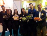 Las mejores hortalizas europeas asisten con ´We Care, You Enjoy´ al BBC Good Food Show Winter en Birmingham (Reino Unido)