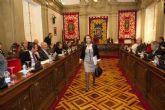 Los presupuestos municipales de 2014 salen adelante con un superávit previsto de tres millones de euros