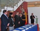 Campos resalta la función de las policías locales por garantizar 'un espacio común de libertad, seguridad y justicia para los ciudadanos'