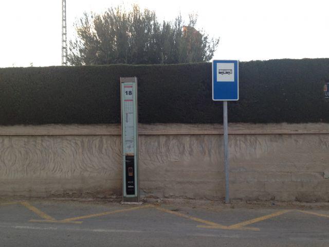 Los socialistas reclaman que se construyan aceras entre Aljucer y San Ginés - 2, Foto 2