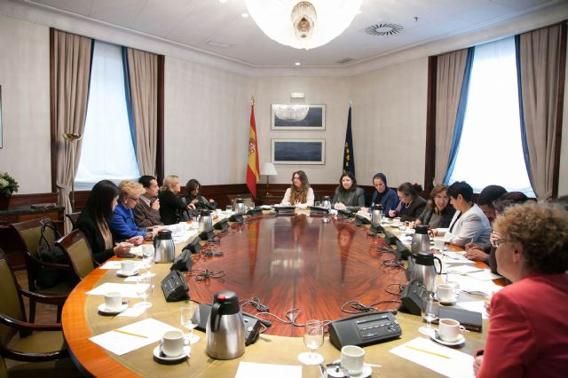 Dolores Bolarín subraya el esfuerzo de las marroquíes para lograr la igualdad de derechos de la mujer en su país - 2, Foto 2