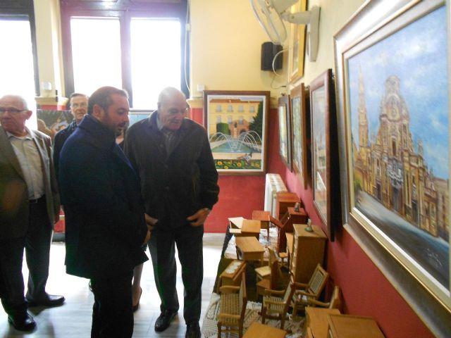 Espinardo homenajea a la huerta con la exposición ´Murcia, su entorno y su gente´ - 2, Foto 2