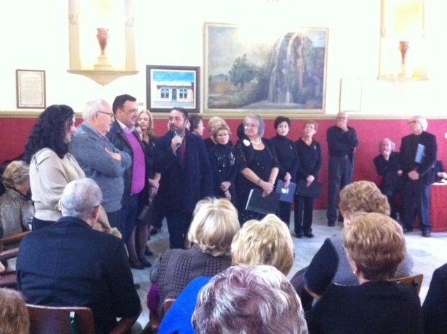 Espinardo homenajea a la huerta con la exposición ´Murcia, su entorno y su gente´ - 4, Foto 4