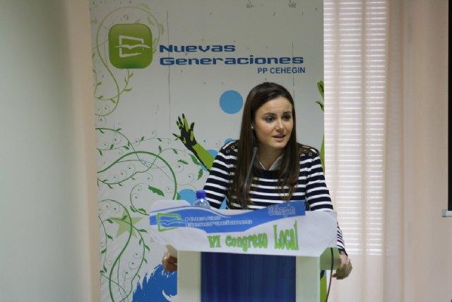 VI Congreso Local de Nuevas Generaciones de Cehegín - 2, Foto 2