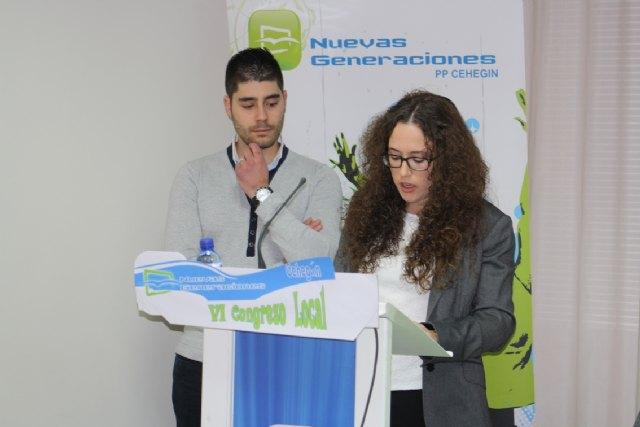 VI Congreso Local de Nuevas Generaciones de Cehegín - 3, Foto 3